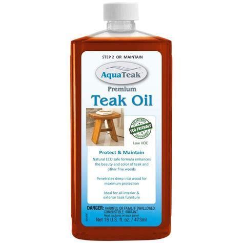 aquateak premium teak oil teak patio furniture world