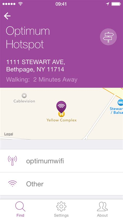 app shopper optimum wifi hotspot finder utilities