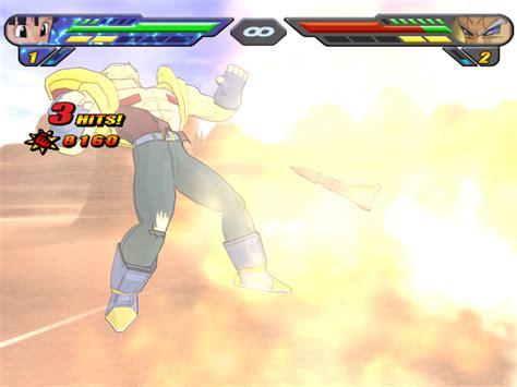 Dragon Ball Z Budokai Tenkaichi 2 Wii La Galerie Dimages