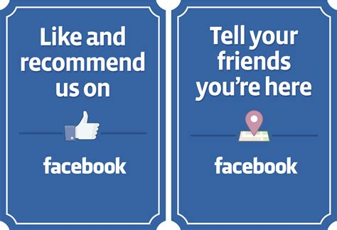 Download Facebook Posters for your Website and Business Stores