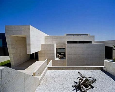 Modern House In Spain By A Cero by Superb Modern Residence In Spain By A Cero Architects