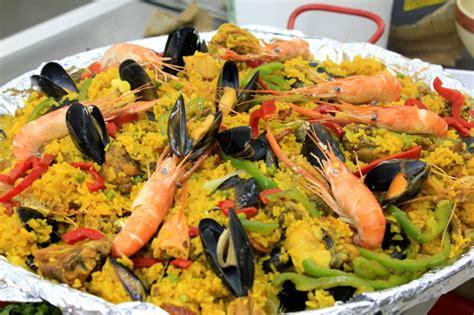cuisine traditionnelle espagnole paëlla traiteur guérande la baule nazaire presqu