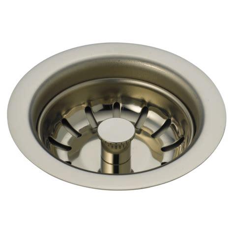 what is a kitchen sink flange kitchen sink flange and strainer 72010 pn delta faucet