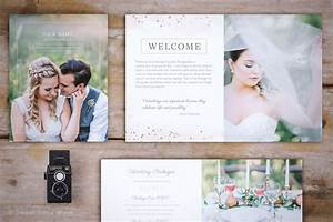 21 photography magazine templates to promote your business for Wedding photography marketing templates
