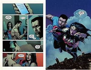 Superman And Wonder Woman Are Totally Not Breaking Up ...