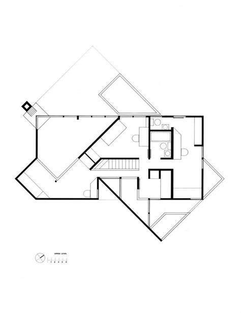 House Architecture Plans by Hoffman House Richard Meier Partners Architects