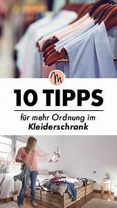Kleiderschrank Sortieren Tipps : ausmisten sortieren upcyclen 10 tipps f r mehr ordnung in deinem kleiderschrank ~ Markanthonyermac.com Haus und Dekorationen
