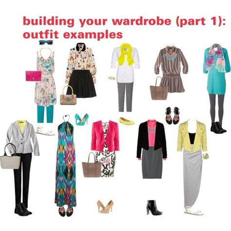 Building A Wardrobe by Building Your Wardrobe Part 1 Exles капсулы