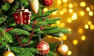 Beautiful, Christmas, Decorations, Course