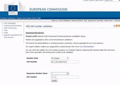 Company Eligibility Verify Check Eu Foreign Knowledge