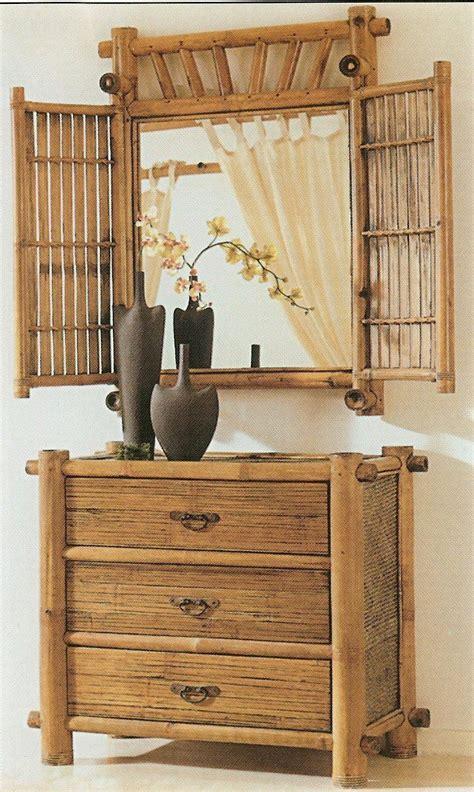 bamboo bedroom dresser      real windows