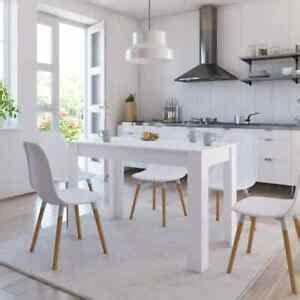 Küchentisch Rund Weiß : vidaxl esstisch wei 120cm spanplatte esszimmertisch ~ A.2002-acura-tl-radio.info Haus und Dekorationen