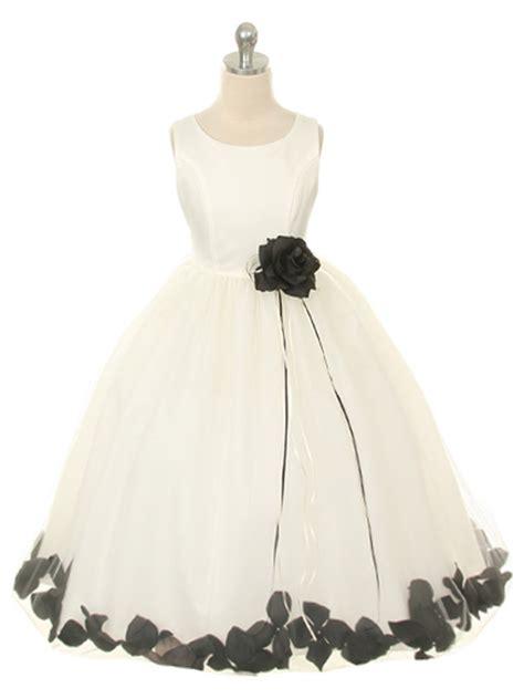 black and white flower dresses my pop dress