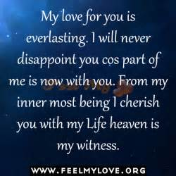 You Are My Everlasting Love Quotes