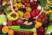 Fruit and vegetable intake influences obesity risk in ...