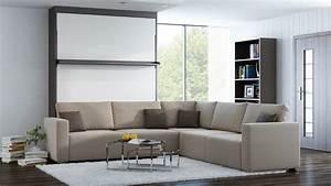 H H Möbel : ts m bel wandbett mit sofa ecke leggio linea std std 140 x 200 cm ~ Orissabook.com Haus und Dekorationen