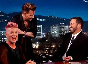 Take a Look at Pink's Awkward Reaction When Her Celebrity ...
