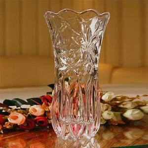 Gros Vase En Verre : gros vase en verre transparent pour arrangement de fleurs artisanat d 39 imitation antique id de ~ Teatrodelosmanantiales.com Idées de Décoration
