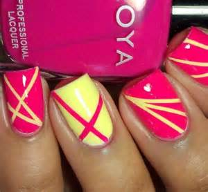 Gallery for gt nail art tape ideas