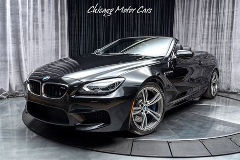 Bmw M6 Msrp by Used 2014 Bmw M6 Convertible Msrp 125k For Sale 47 800