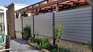 Verzinktes Blech Streichen : sichtschutz aus pulverbeschichtetem aluminium blog ~ Orissabook.com Haus und Dekorationen