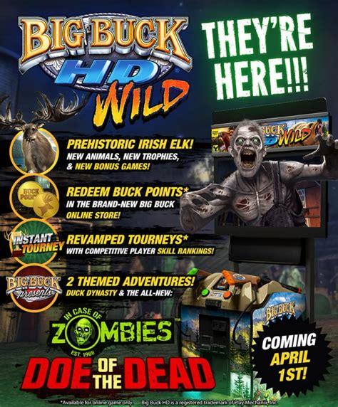 buck hd wild zombie deer zombies dead game doe mode case rednecks undead hd2 technabob called