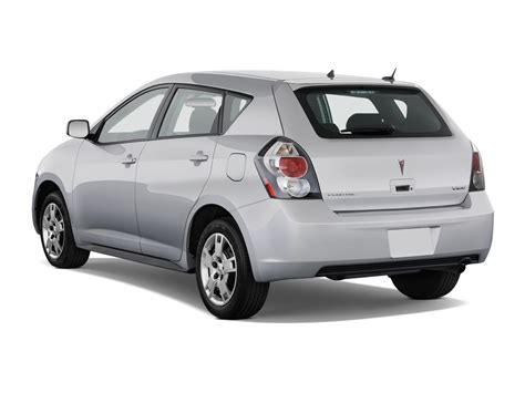 2010 Pontiac Vibe Reviews And Rating
