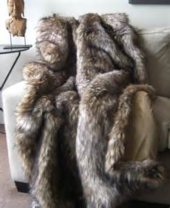 Bath Gift Sets Target by Faux Fur Throw