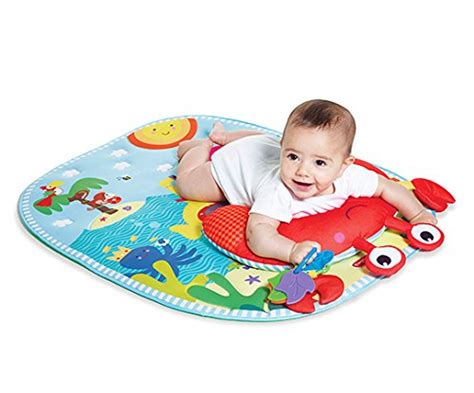 best tummy time mat the best toys to stimulate your 6 month the baby swag