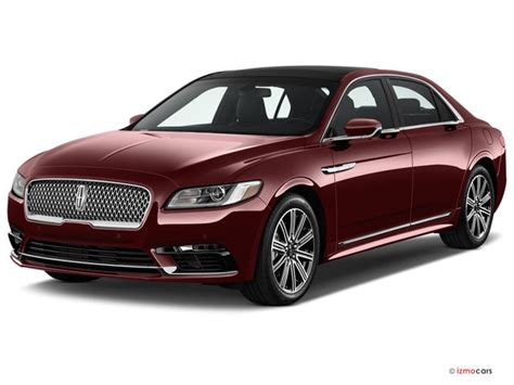 2018 Lincoln Continental Interior  Us News & World Report