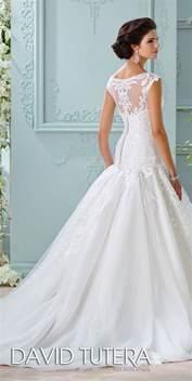 dresses for wedding david tutera for mon cheri 2016 wedding dress the magazine