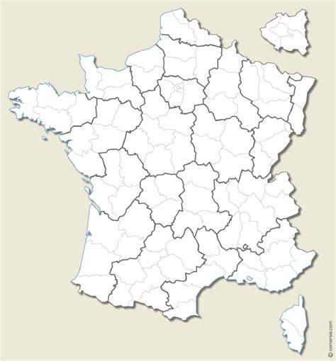 Carte De Region Et Departement Vierge by Carte De Vierge Avec Regions A Imprimer The Best Cart