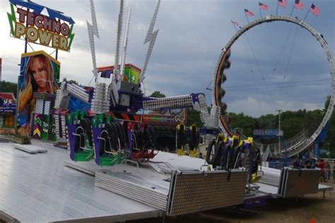 Mecosta County Fair Debuts New Carnival Ride From England