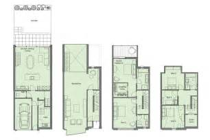 Town House Plans Modern by Exquisite House In With Volume Space By Lli