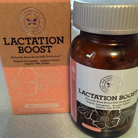 Lactation Boost This Amazing Supplement Really Helped Me