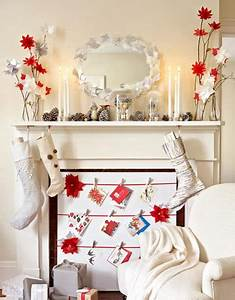 A Whole Bunch Christmas Mantel Decorating Ideas — Style