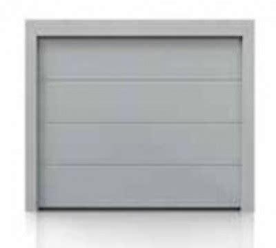 porte de garage normstahl porte de garage m 233 tal smart pr 233 mont 233 e 2000x3000mm sectionnelle blanc normstahl entrematic