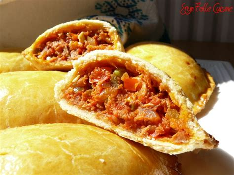 cuisine espagnole recette les empanadillas de pisto espagne eryn et sa folle cuisine