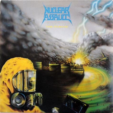 nuclear assault  plague  vinyl discogs