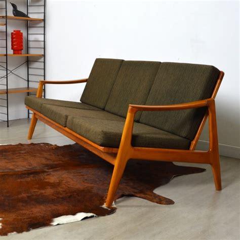 mobilier canap canapé scandinave ées 60 vintage
