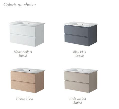 meubles lave mains robinetteries meubles sdb meuble de salle de bain 80 cm modena 800