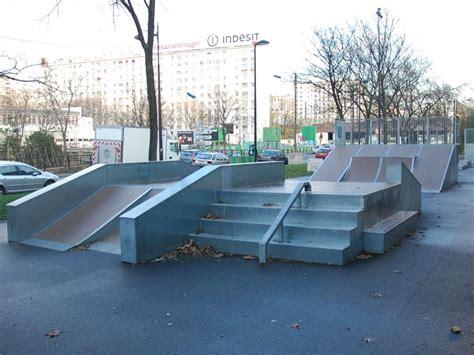 parking porte de vanves porte de vanves le skatepark d 233 veloppement durable