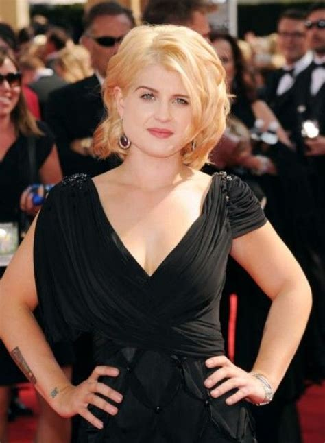slenderizing haircuts  fat faces kelly osbourne