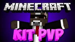 Minecraft KIT PVP Server Minigame YouTube