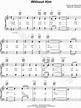 Sheet Music … | Christian song lyrics
