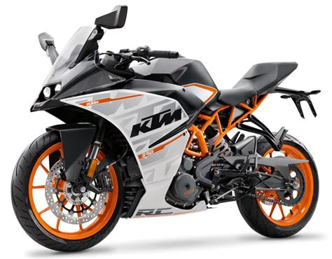 Ktm Rc 390 Image by 2016 Ktm Rc 390 Abs Launched In India At Rs 2 05 Lakh