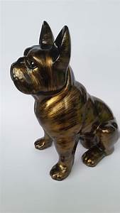 Statue Bouledogue Français : statue de chien bouledogue fran ais en c ramique mod le ~ Teatrodelosmanantiales.com Idées de Décoration