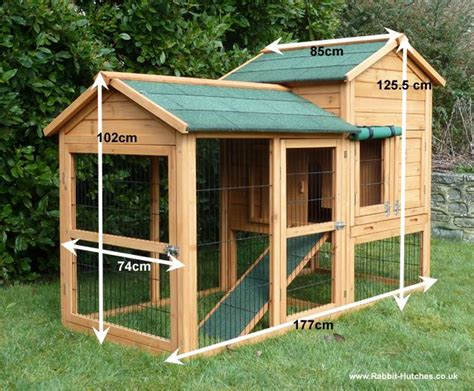 rabbit hutch plans outdoor best 25 rabbit hutches ideas on bunny hutch