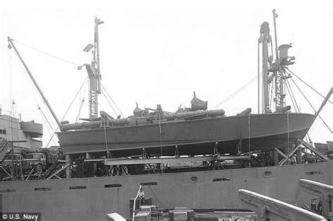 Kennedy Boat Transport by F Kennedy S The Pt 109 Incident To