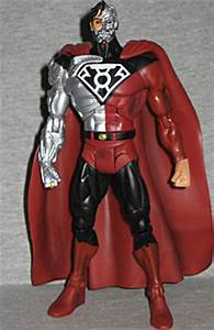 OAFE - DC Universe Classics 11: Cyborg Superman review